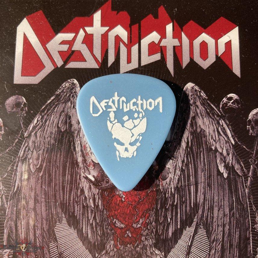 Destruction - Mike Silfringer guitar pic