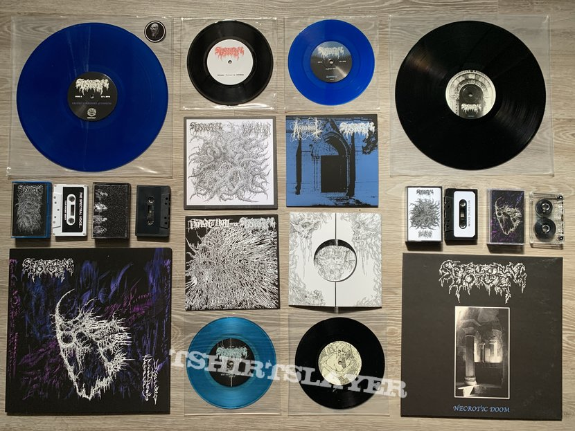 Spectral Voice LP & TAPE collection