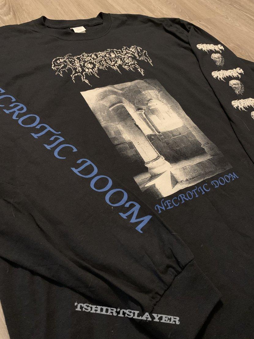 "Spectral Voice ""Necrotic Doom"" Longsleeve"