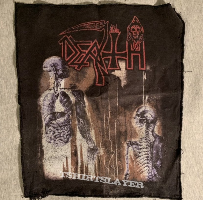 Death Human Backpatch
