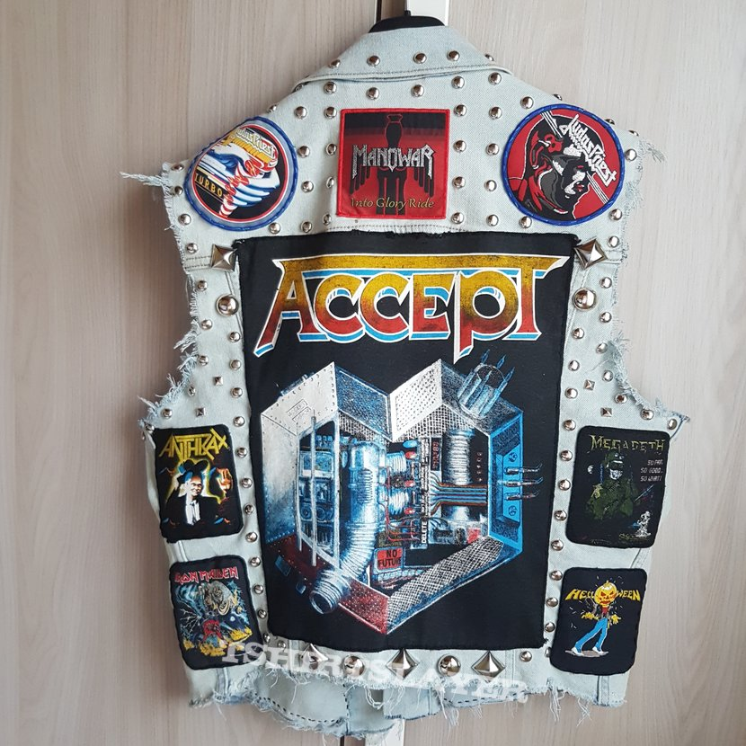 Battle Jacket upgrade