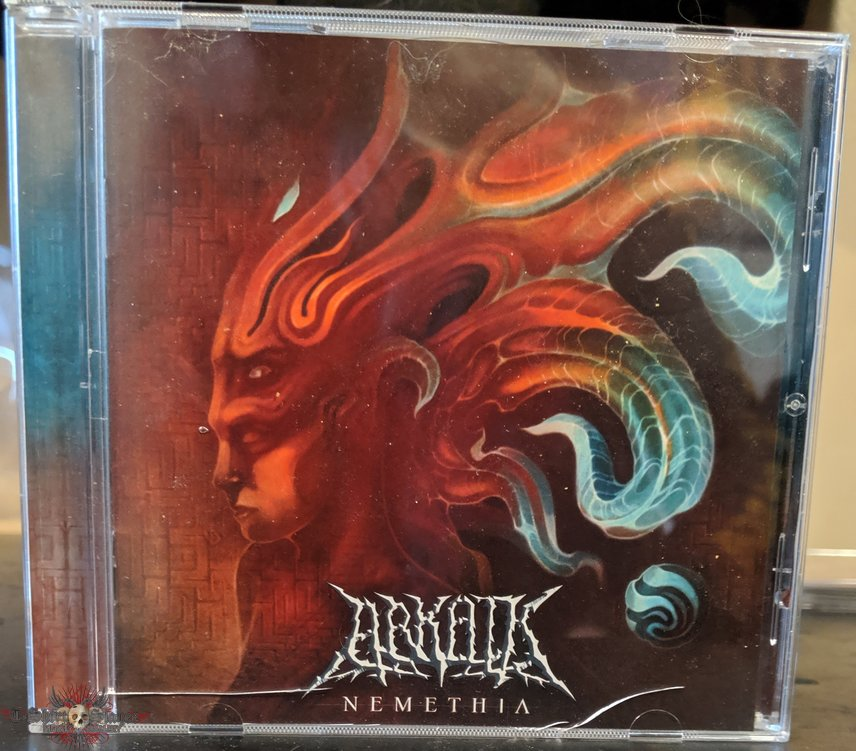 Arkaik Nemethia Cd
