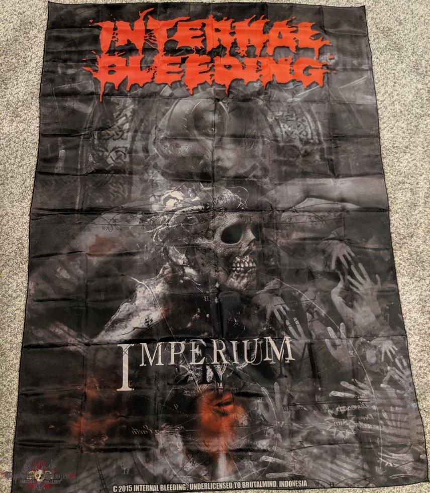 Internal Bleeding Imperium Flag