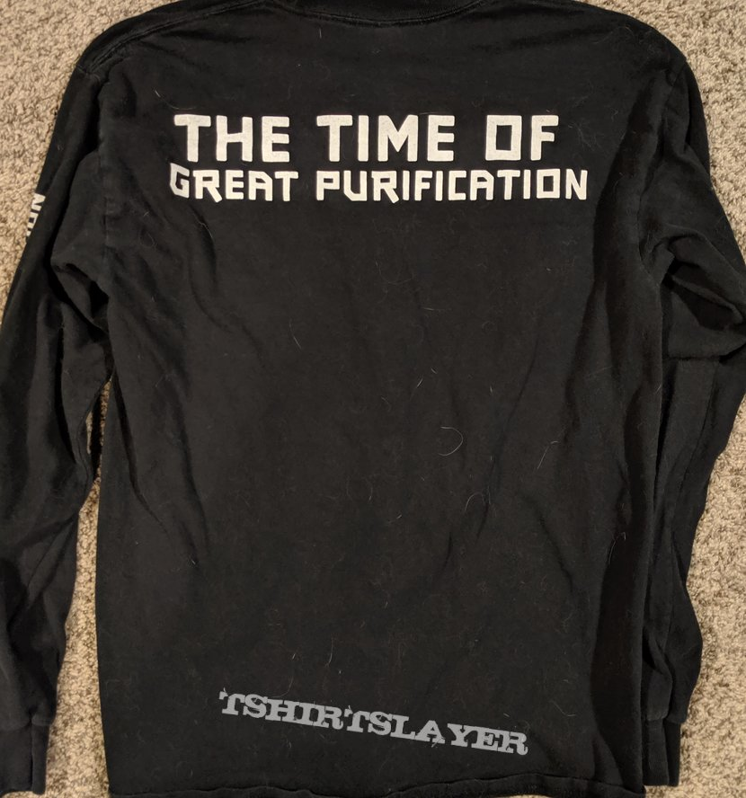 Pathology-The Time Of Great Purification Long Sleeve