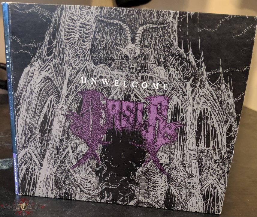 Arsis Unwelcome Cd