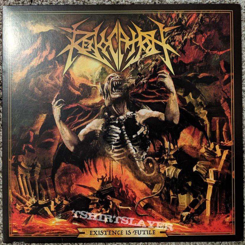 Revocation-Existence Is Futile Limited Vinyl
