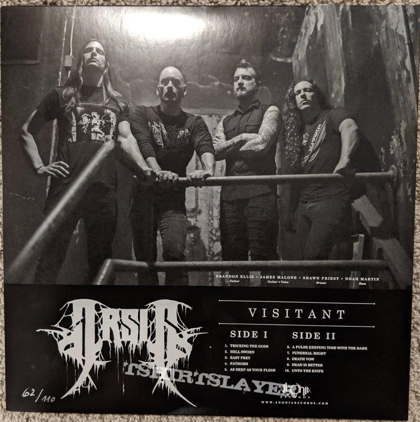 Arsis - Visitant Limited Vinyl