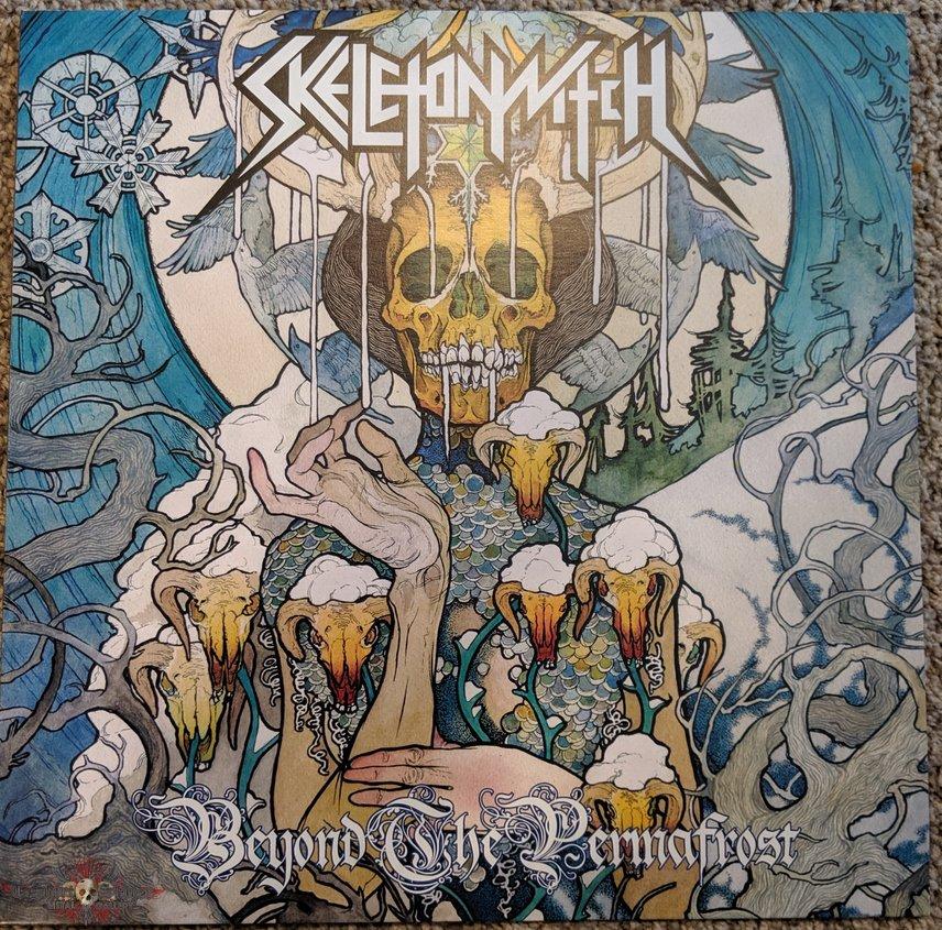 Skeletonwitch Beyond The Permafrost Vinyl