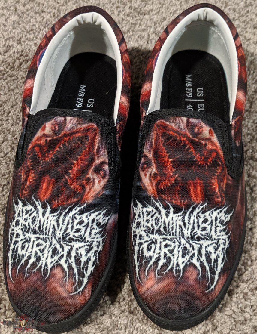 Abominable Putridity Shoes