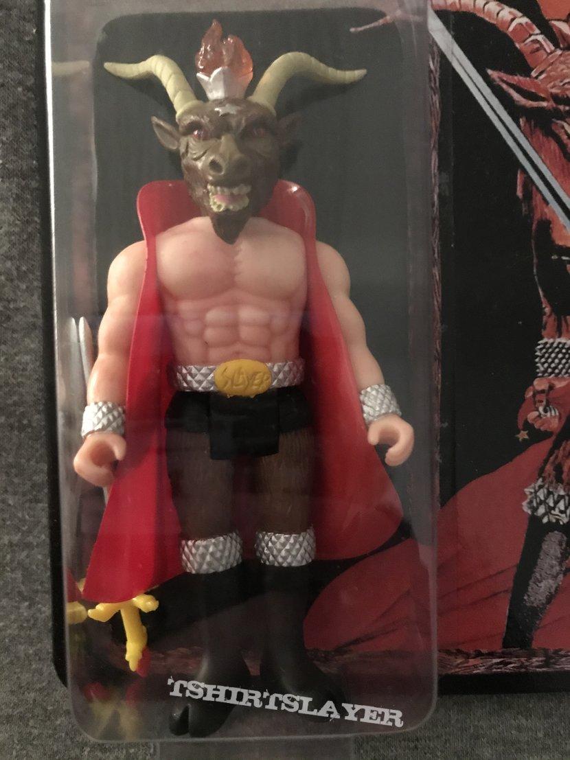 Official Slayer ReAction Minotaur vinyl action figure