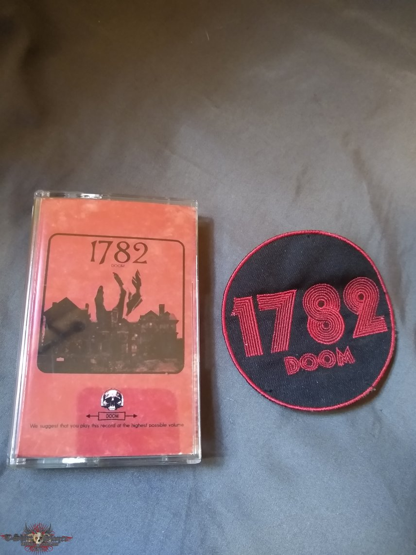 1782 cassette and patch