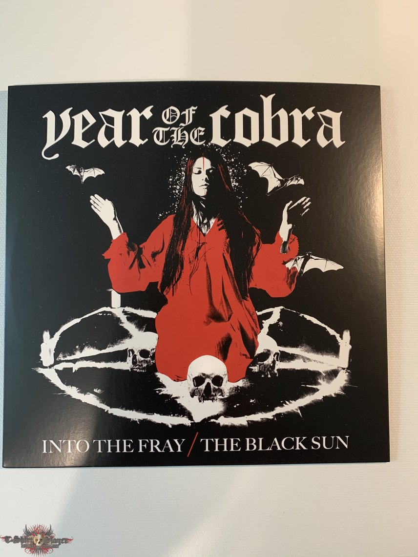 Year of the Cobra - Into the Fray / The Black Sun