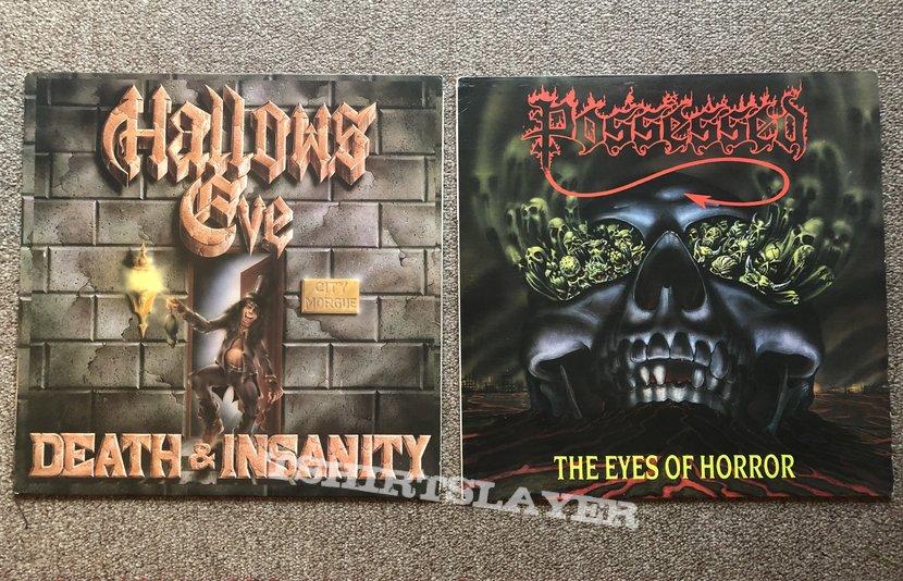 Death & Insanity & Eyes of Horror