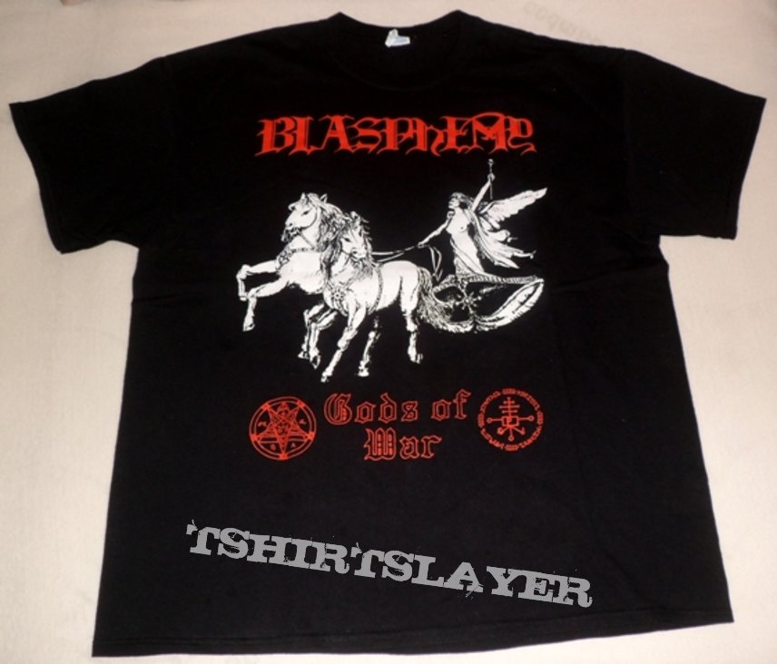 BLASPHEMY - Gods of War
