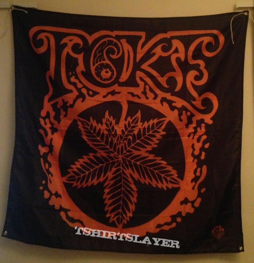 """Toke """"Orange"""" Flag/Banner"""