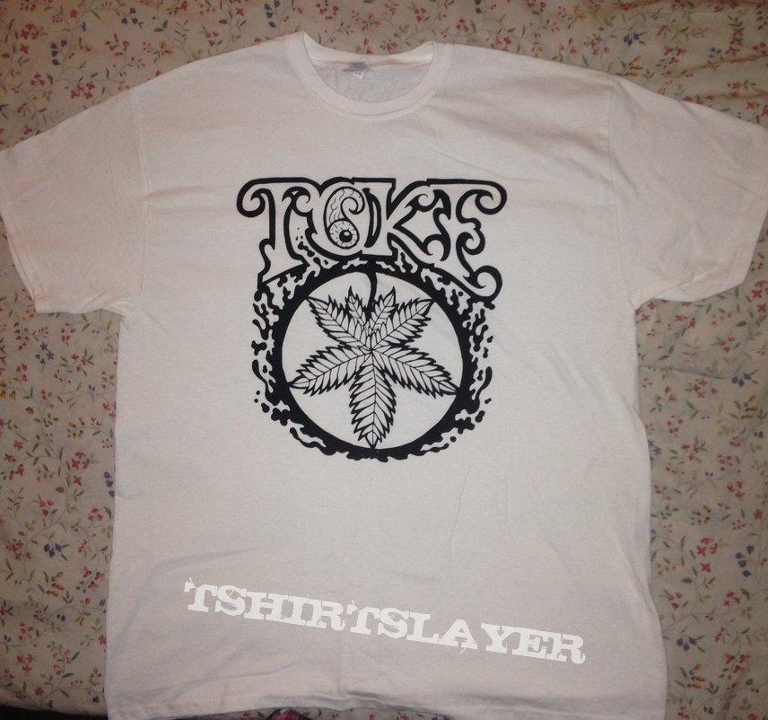 Toke - Logo on White