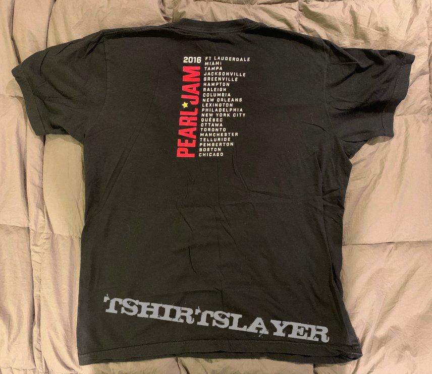 Pearl Jam L T-shirt