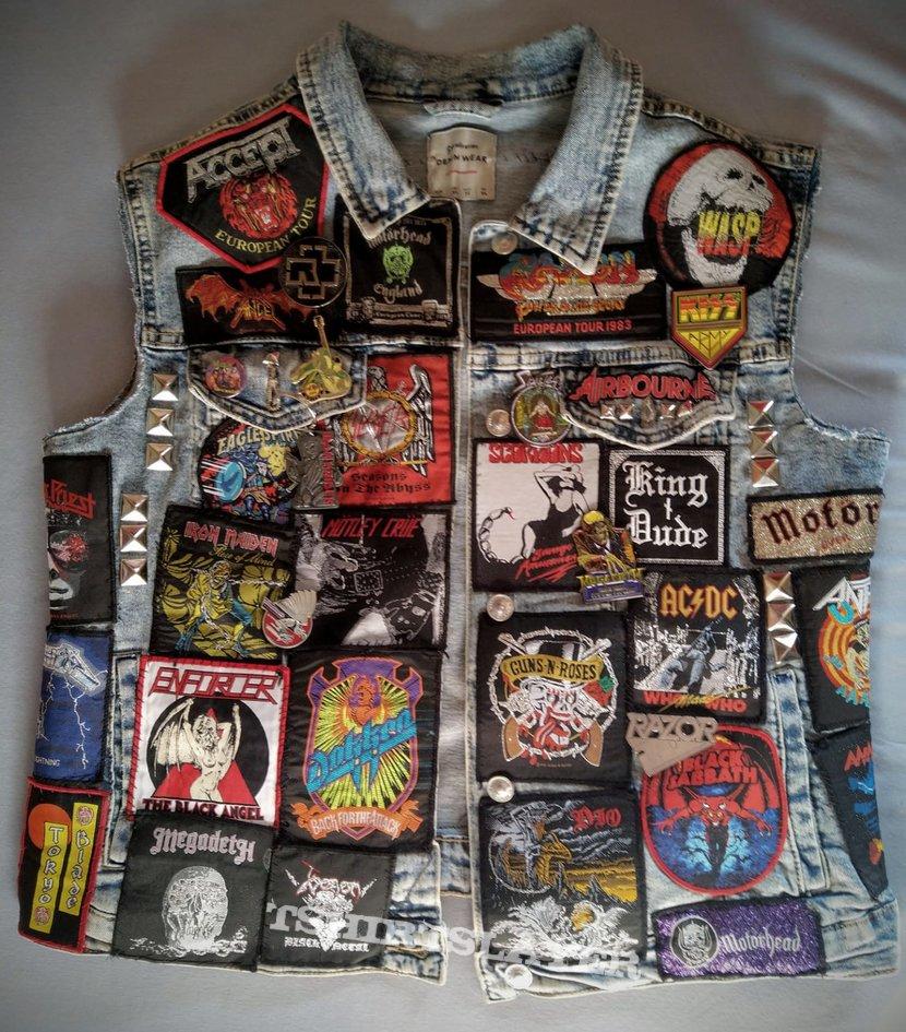 My vest to go