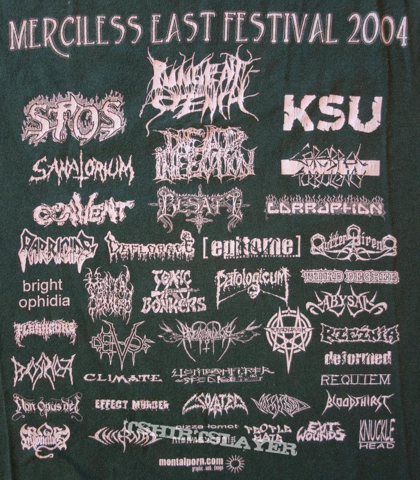 Merciless East Festival