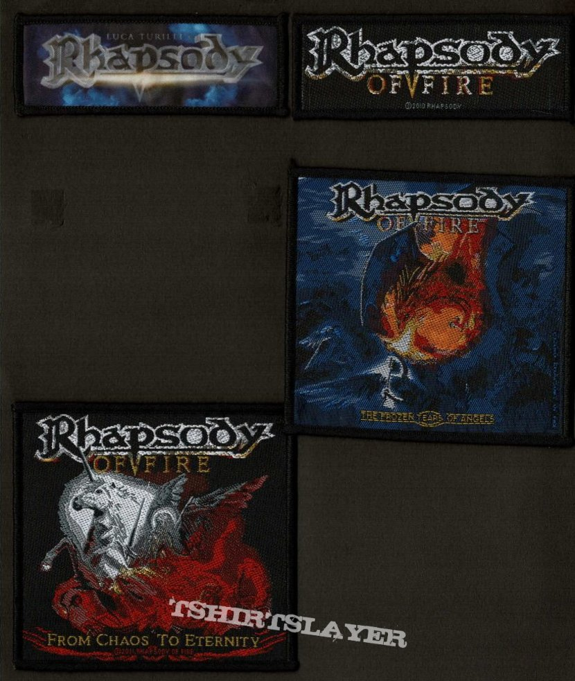 Rhapsody patches
