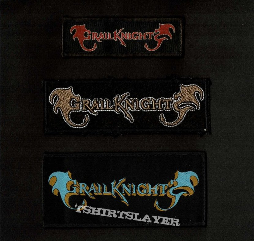 Grailknights patches
