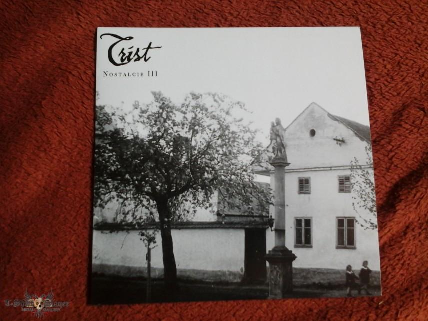 """Trist/Nuit Noire 7"""" Split"""
