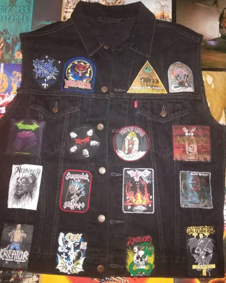 Vest #2 9/21/16