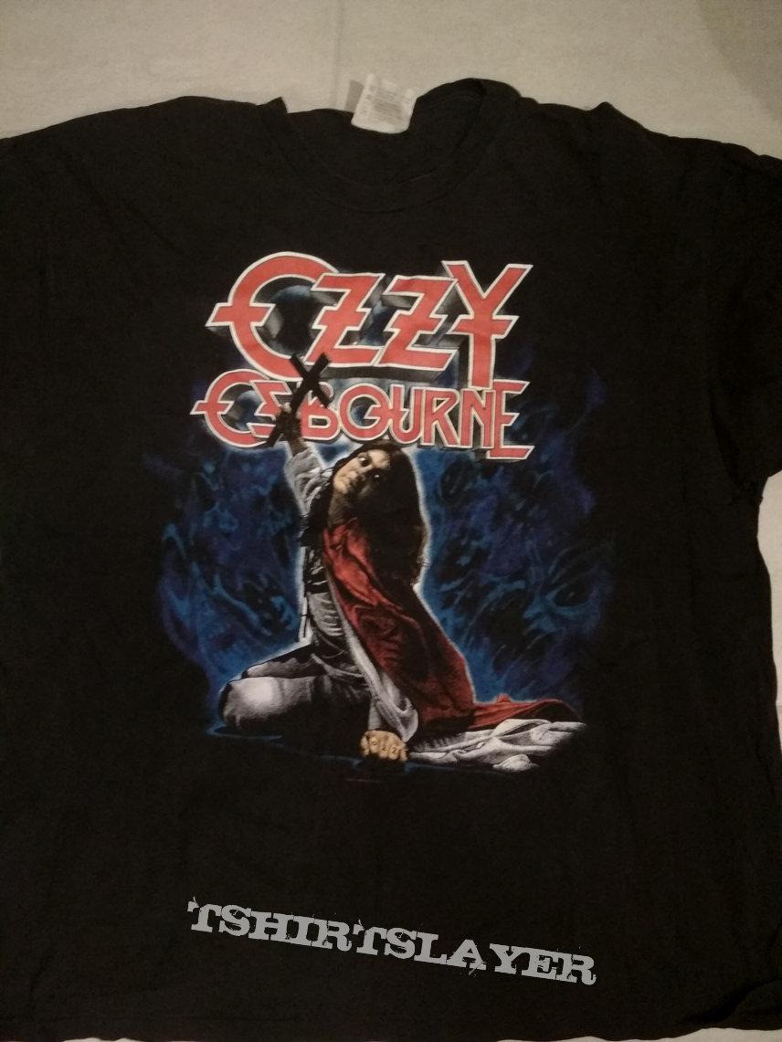 Blizzard of Ozz shirt 1991