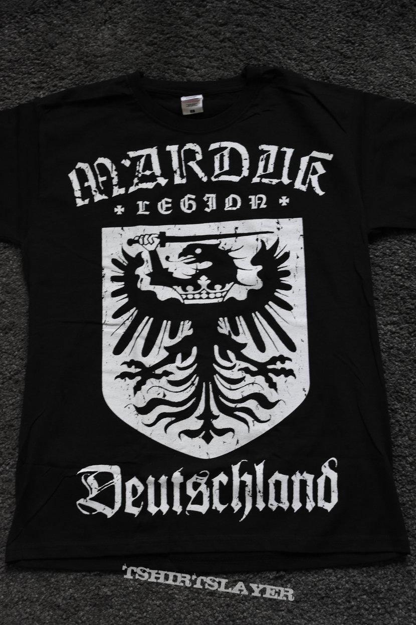 Marduk - Legion Deutschland t-shirt