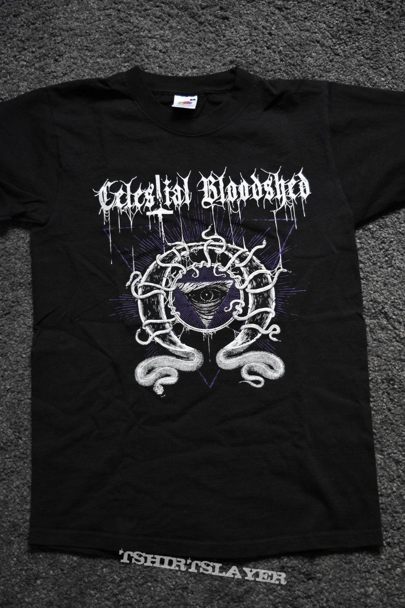 Celestial Bloodshed - Omega t-shirt