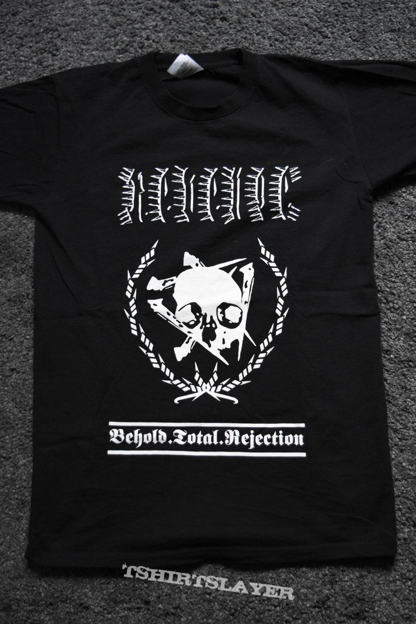 Revenge - Behold.Total.Rejection t-shirt