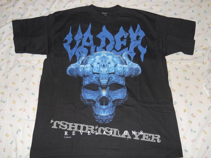 Vader - Revelations Tour 2002