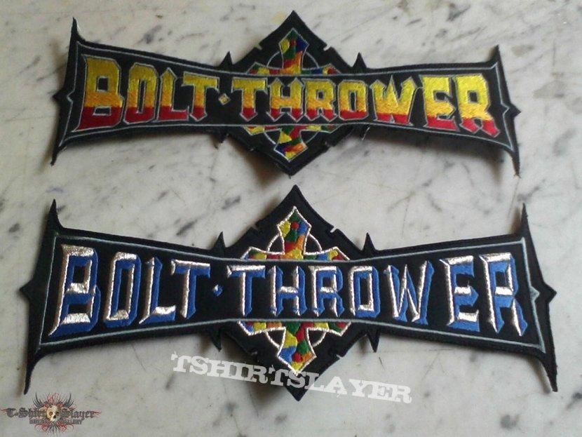 Bolt Thrower back shape