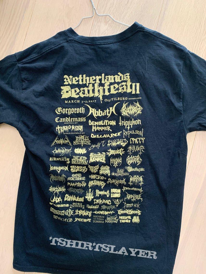 Netherlands Deathfest 2017
