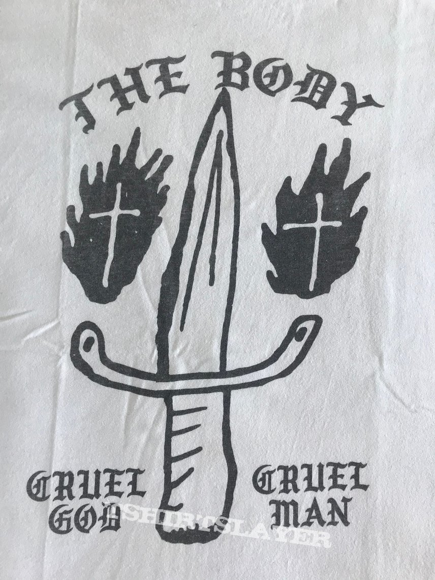 The Body - Cruel god Cruel man