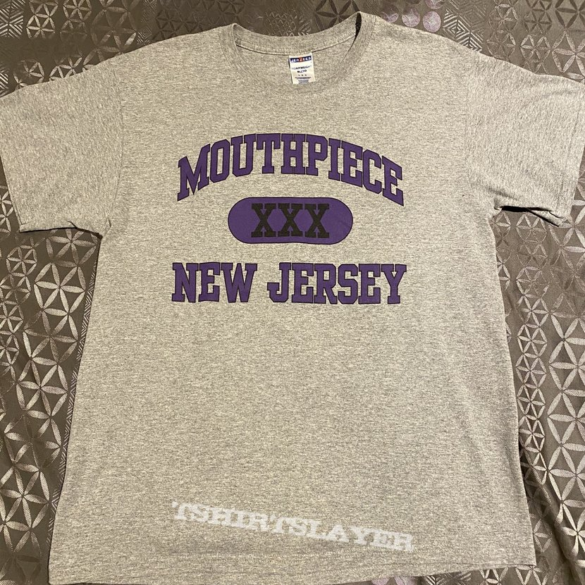 Mouthpiece New Jersey Straight Edge Revelations Records Shirt