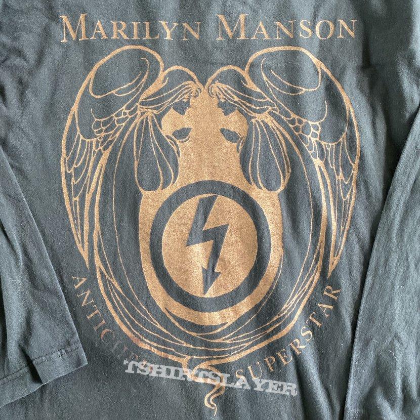 Marilyn Manson Antichrist Superstar Longsleeve