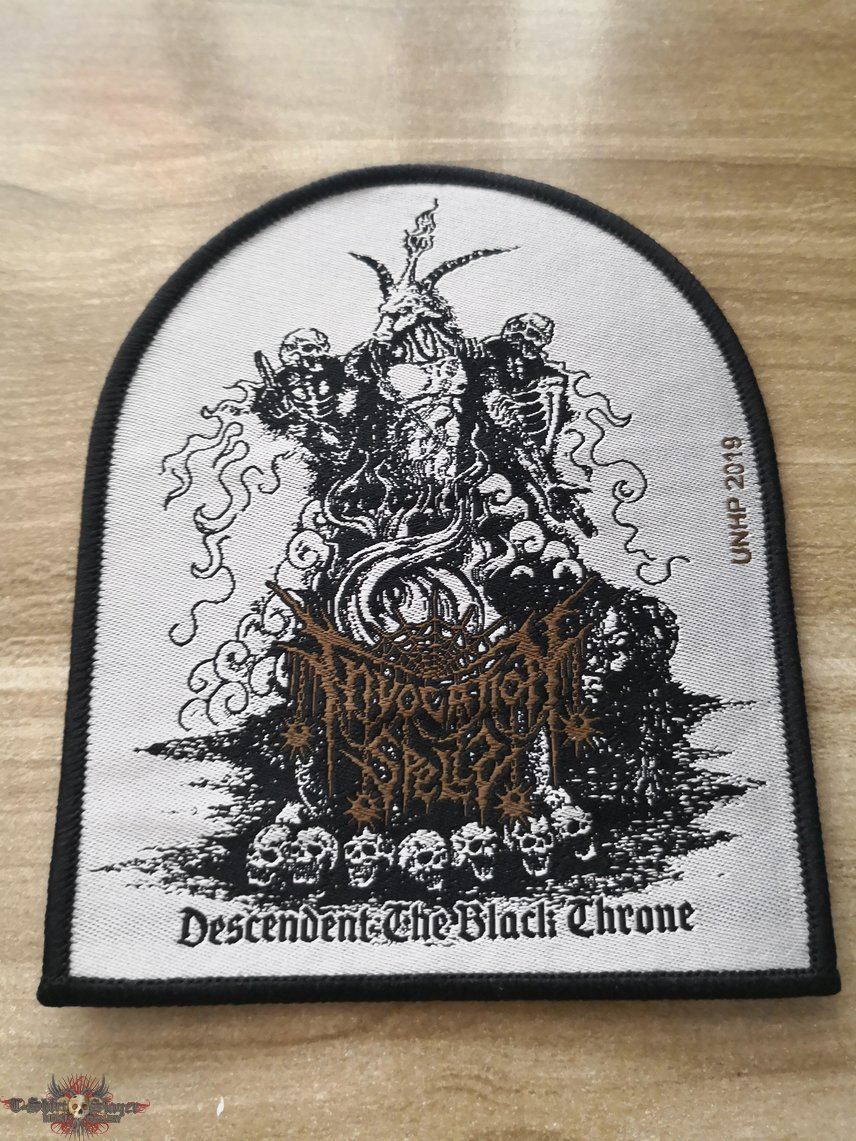 Invocation Spells Official Woven Patch