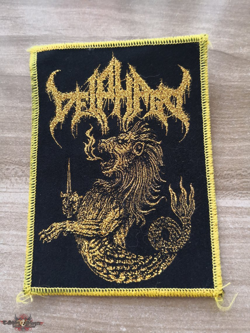Deiphago Official Woven Patch