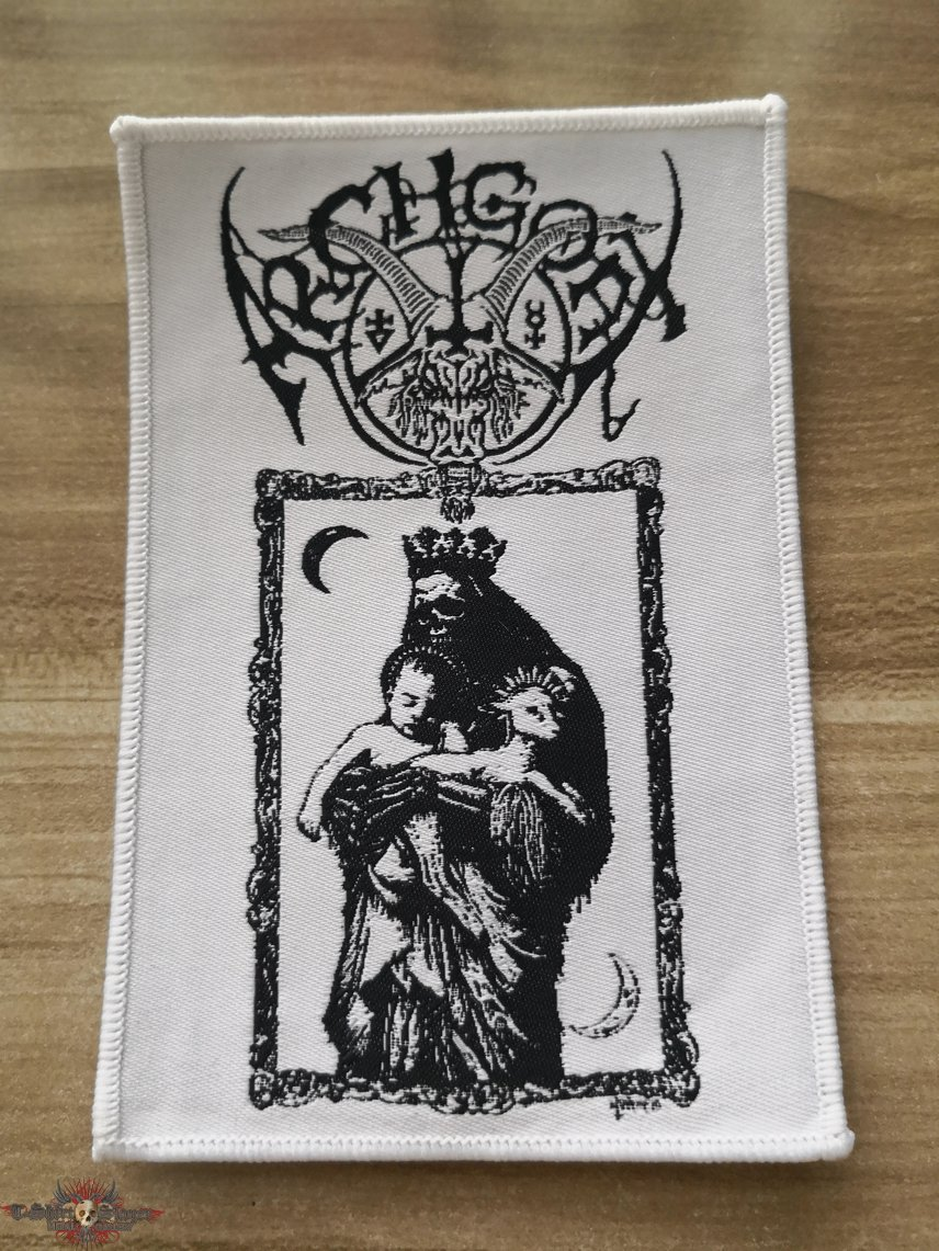 Archgoat Official Woven Patch
