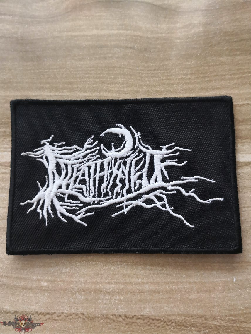 Deathknell Official Embroidered Patch