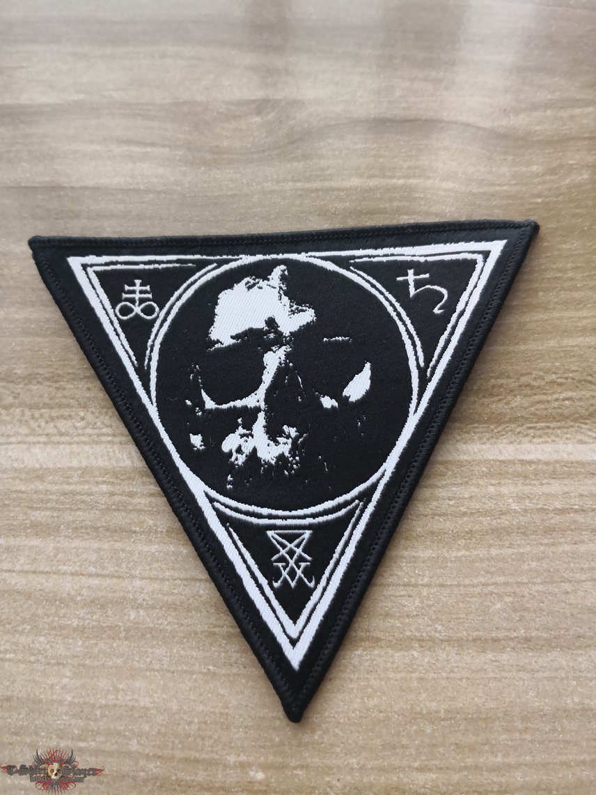 Hellfire Deathcult Official Woven Patch