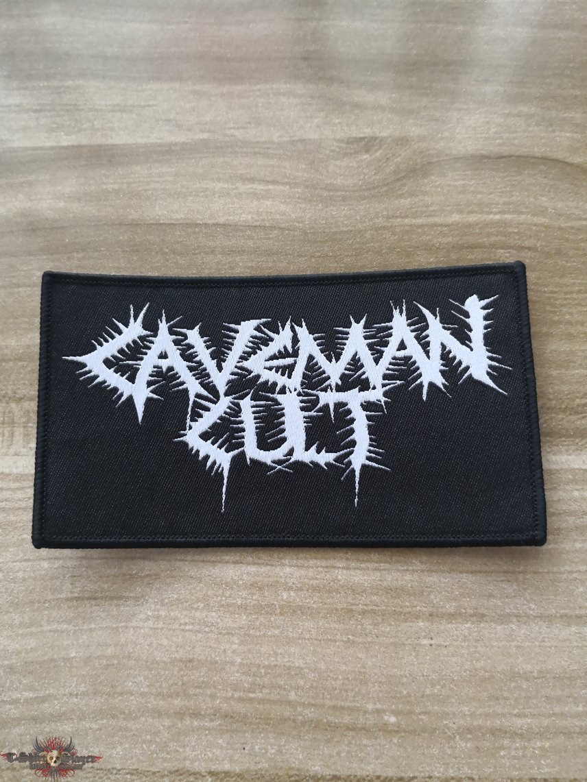 Caveman Cult Official Woven Patch