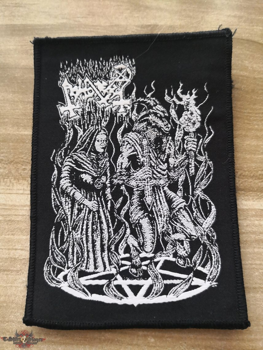 Abhorer Official Woven Patch