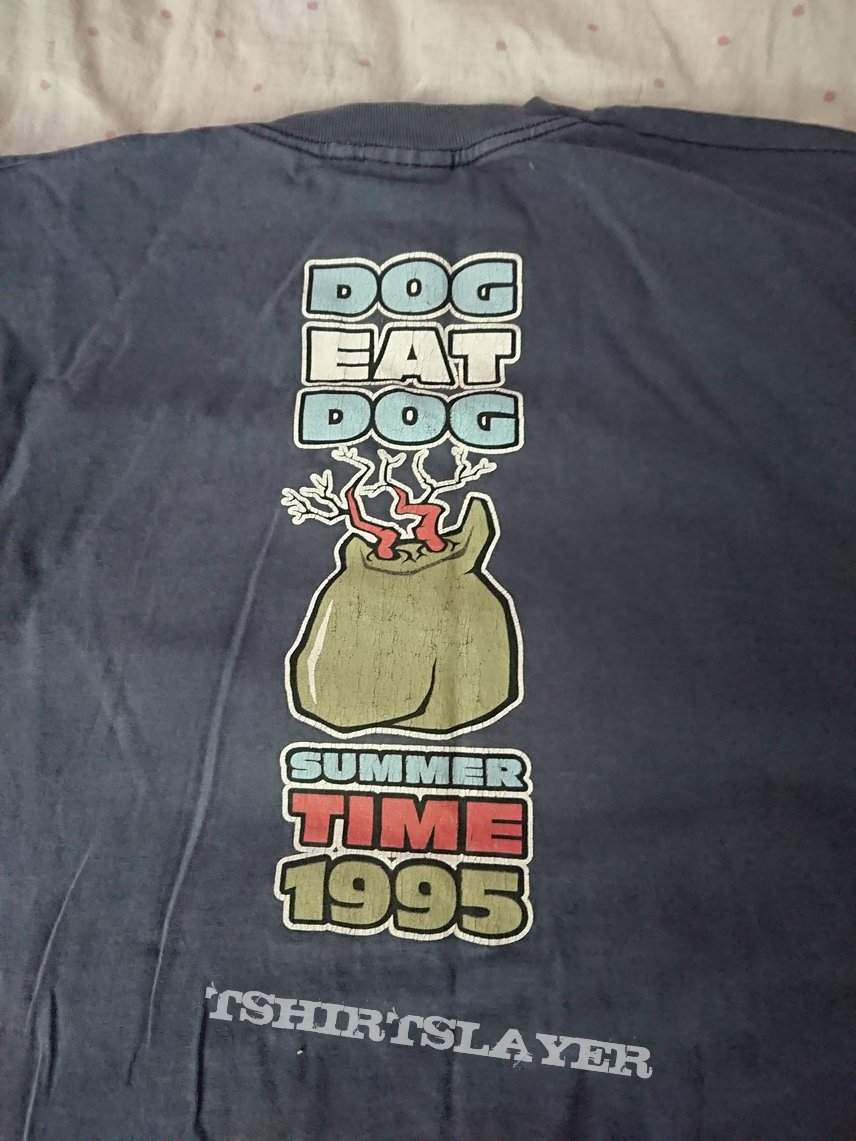 Dog Eat Dog - Summer Festivals 1995 Blue size XL