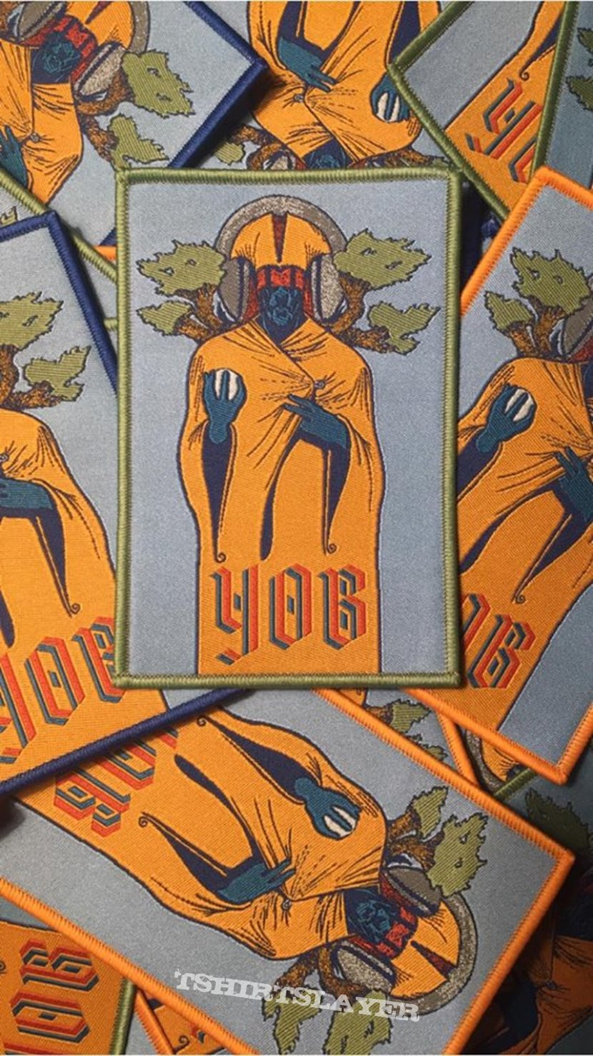 Band approved woven YOB patches
