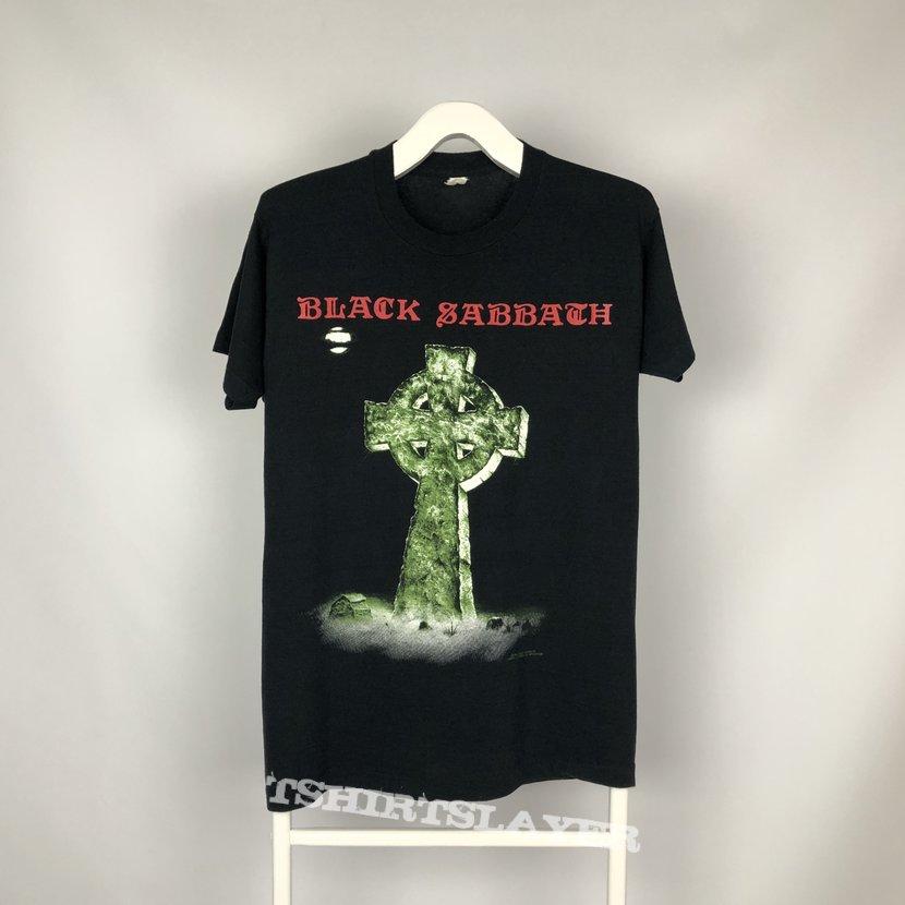 1989 Black Sabbath Headless Cross Tour by Brockum T-Shirt