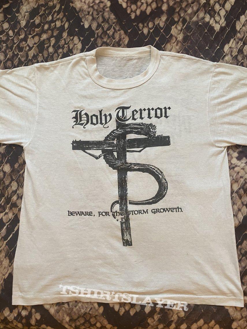 Holy Terror European Terrorism tour 1988