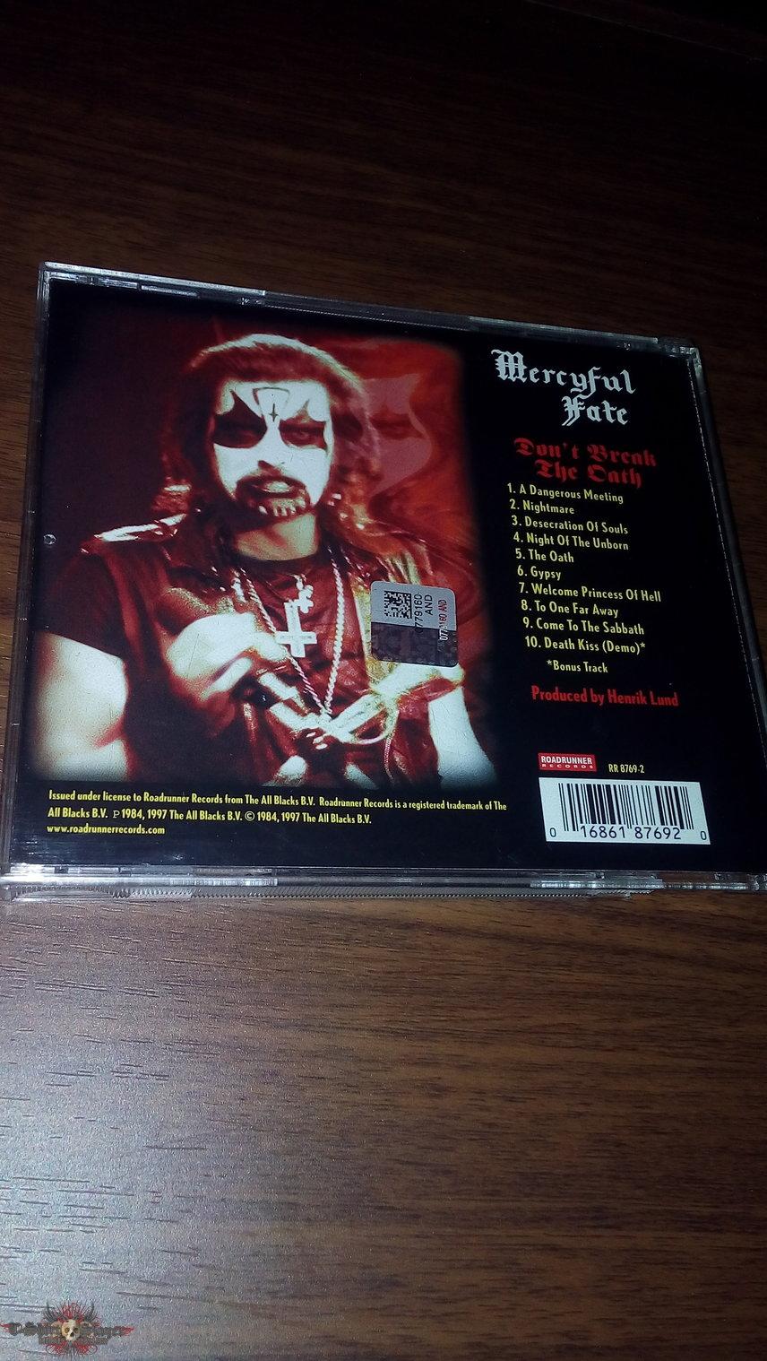 Mercyful Fate- Don't Break the Oath
