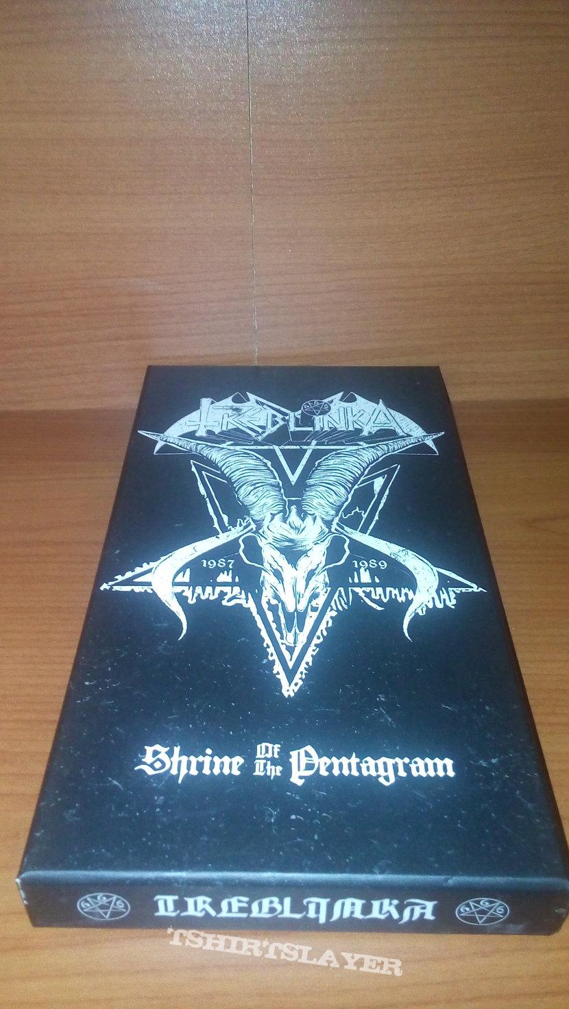Treblinka-Shrine of the Pentagram( Box set)